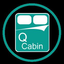 Private Queen Cabin