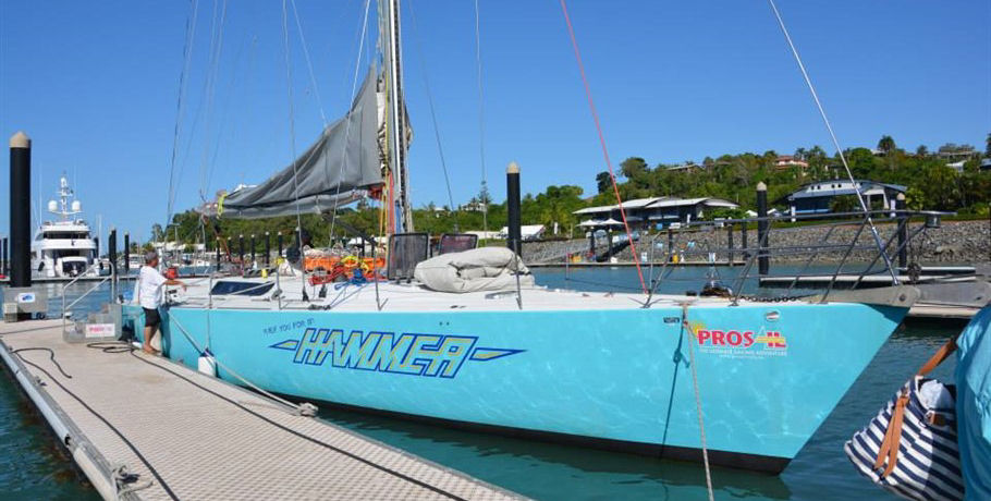 Hammer 2 Days 1 Night | Whitsundays Overnight Sailing Tour