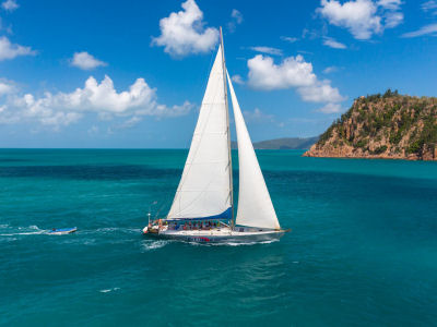 Whitsundays Overnight Sailing Tours | AirlieBeach com