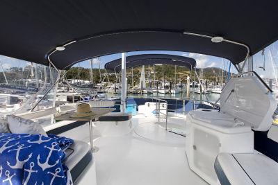 Fountaine Pajot Cumberland 46 - Bareboat Charter Yacht