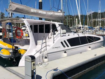 Seawind 1000 XL - Bareboat Charter Yacht
