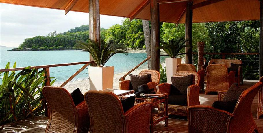 Whitsundays Seaplane Palm Bay Resort