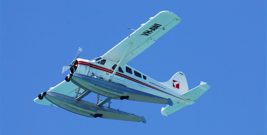 Whitsundays Seaplane Flight