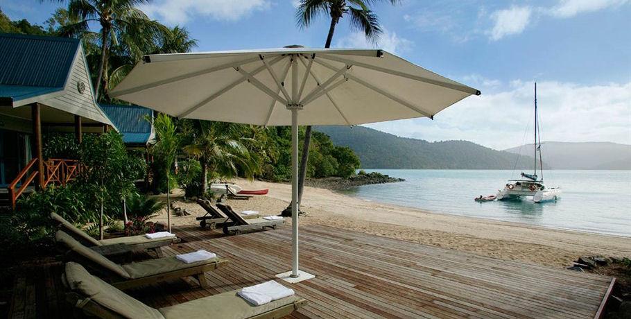 Whitsundays Day Tours Beach Deck