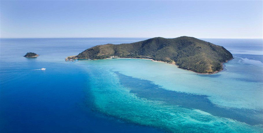 Scenic Flight of the Whitsunday Islands
