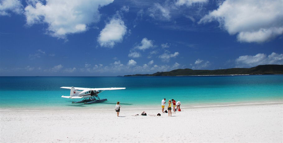 Whitehaven Beach by Seaplane including Lunch