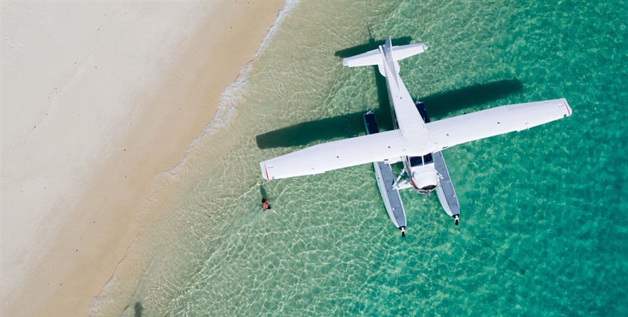 Air Whitsunday Seaplanes Reef and Whitehaven Discovery