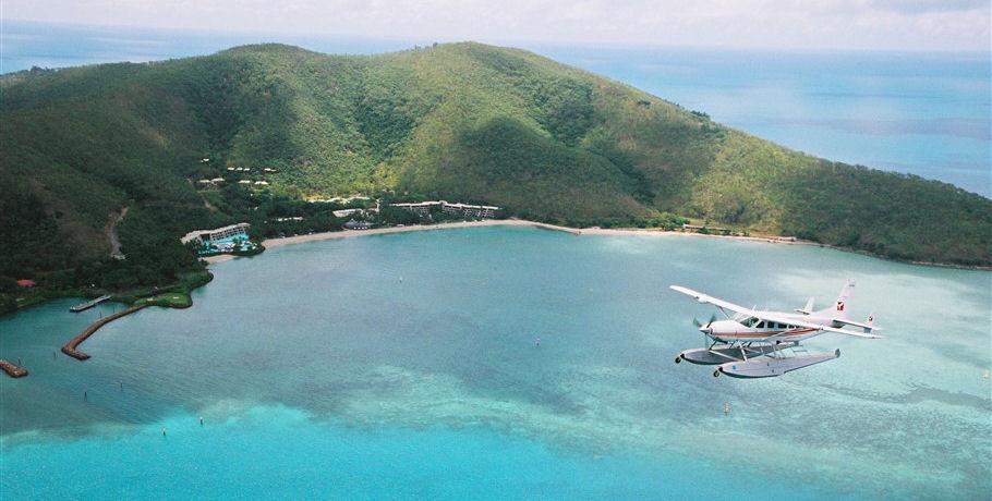 Scenic Flight of Hayman Island