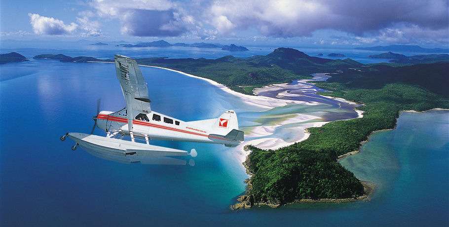 Whitsundays Seaplane Scenic Flight