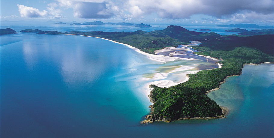 Experience the Hill Inlet Lookout with Camira
