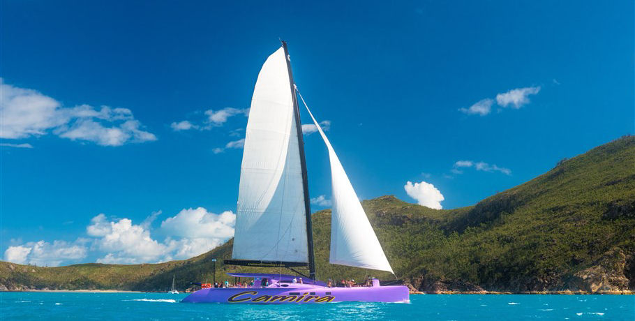 Sailing the Tropical Waters