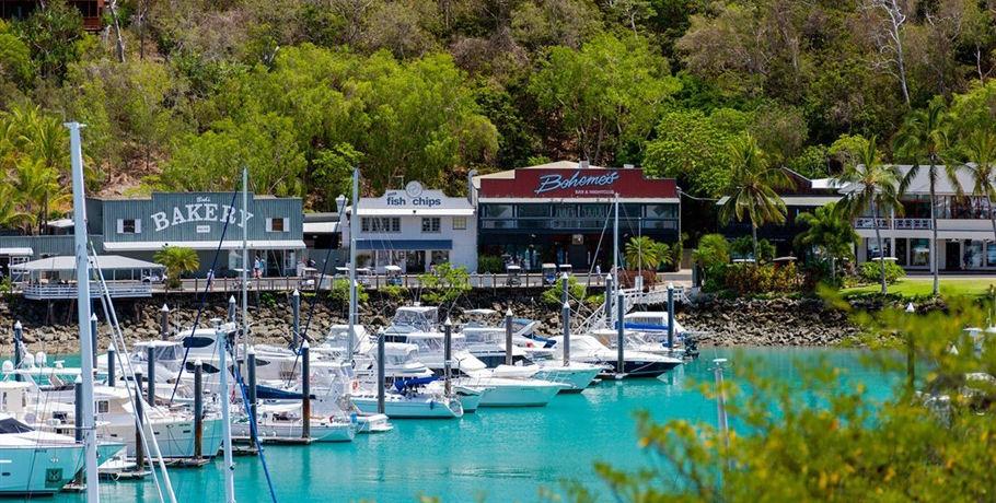 Hamilton Island Village