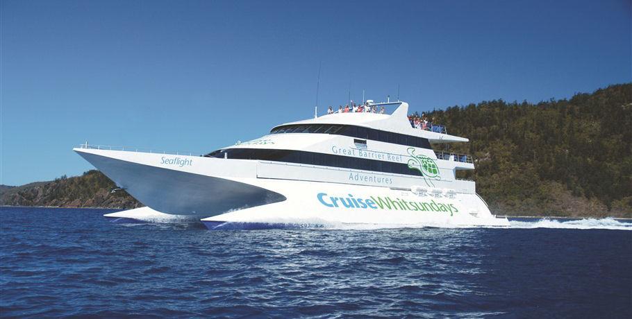 Seaflight Boat