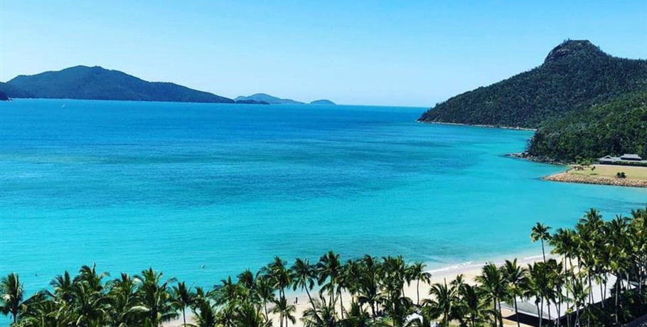 Hamilton Island Resort Beach