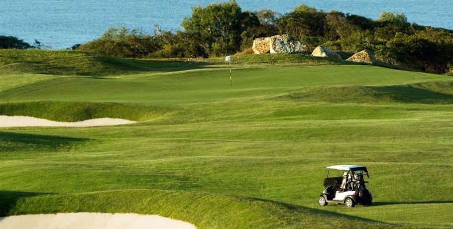 Golf Resorts Senior Friendly