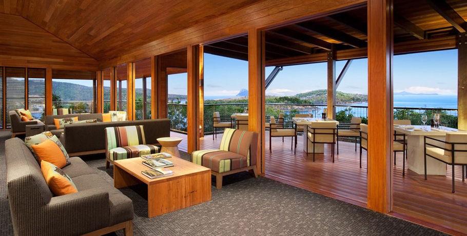 Club House Interior Whitsundays Hamilton Island