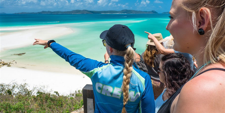 Tour Guide in the Whitsundays